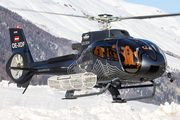 Heli Tirol Airbus Helicopters H130 T2 (OE-XDF) at  Samedan - St. Moritz, Switzerland