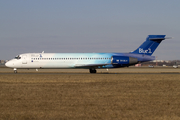 Blue1 Boeing 717-2CM (OH-BLH) at  Amsterdam - Schiphol, Netherlands
