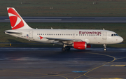 Eurowings (CSA Czech Airlines) Airbus A319-112 (OK-REQ) at  Dusseldorf - International, Germany