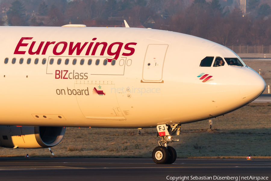 Eurowings (Brussels Airlines) Airbus A330-343X (OO-SFJ) | Photo 292054