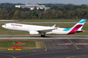 Eurowings Airbus A330-343X (OO-SFK) at  Dusseldorf - International, Germany