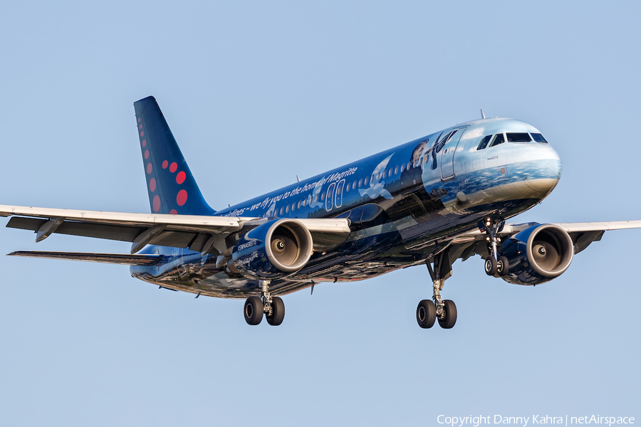 Brussels Airlines Airbus A320-214 (OO-SNC) | Photo 122875
