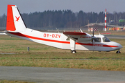 Falck Air Britten-Norman BN-2A-8 Islander (OY-DZV) at  Hamburg - Fuhlsbuettel (Helmut Schmidt), Germany