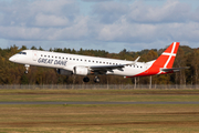 Great Dane Airlines Embraer ERJ-195LR (ERJ-190-200LR) (OY-GDA) at  Billund, Denmark