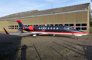 FlexFlight Bombardier Learjet 45 (OY-GIC) at  Billund, Denmark