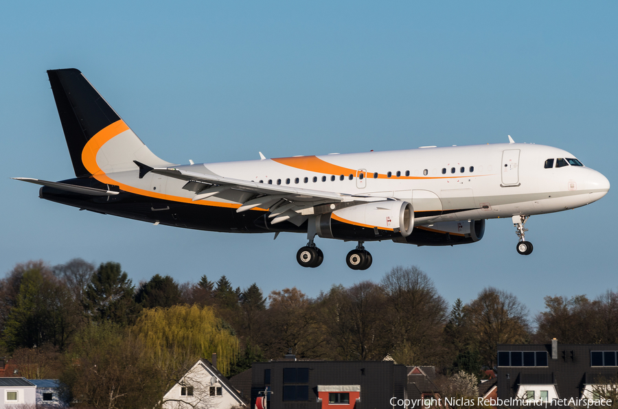 (Private) Airbus A319-133X CJ (P4-RLA) | Photo 311224