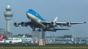 KLM - Royal Dutch Airlines Boeing 747-406(M) (PH-BFE) at  Amsterdam - Schiphol, Netherlands