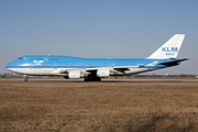 KLM - Royal Dutch Airlines Boeing 747-406(M) (PH-BFF) at  Amsterdam - Schiphol, Netherlands
