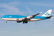 KLM - Royal Dutch Airlines Boeing 747-406 (PH-BFG) at  Amsterdam - Schiphol, Netherlands