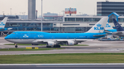 KLM - Royal Dutch Airlines Boeing 747-406(M) (PH-BFH) at  Amsterdam - Schiphol, Netherlands