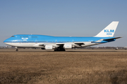 KLM - Royal Dutch Airlines Boeing 747-406(M) (PH-BFM) at  Amsterdam - Schiphol, Netherlands