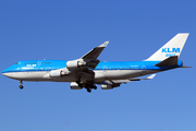 KLM - Royal Dutch Airlines Boeing 747-406(M) (PH-BFP) at  Los Angeles - International, United States
