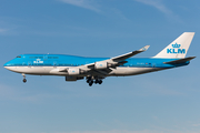 KLM - Royal Dutch Airlines Boeing 747-406(M) (PH-BFS) at  Amsterdam - Schiphol, Netherlands