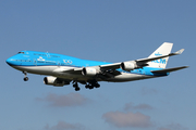 KLM - Royal Dutch Airlines Boeing 747-406(M) (PH-BFT) at  Amsterdam - Schiphol, Netherlands