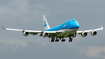 KLM - Royal Dutch Airlines Boeing 747-406(M) (PH-BFW) at  Amsterdam - Schiphol, Netherlands