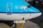 KLM - Royal Dutch Airlines Boeing 737-7K2 (PH-BGH) at  Amsterdam - Schiphol, Netherlands