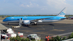 KLM - Royal Dutch Airlines Boeing 787-9 Dreamliner (PH-BHM) at  Cartagena - Rafael Nunez International, Colombia