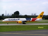 DutchBird Boeing 757-230 (PH-DBH) at  Dusseldorf - International, Germany