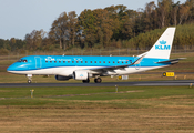 KLM Cityhopper Embraer ERJ-175STD (ERJ-170-200STD) (PH-EXI) at  Billund, Denmark