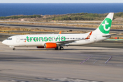 Transavia Boeing 737-8EH (PH-GUA) at  Gran Canaria, Spain