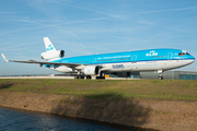 KLM - Royal Dutch Airlines McDonnell Douglas MD-11 (PH-KCD) at  Amsterdam - Schiphol, Netherlands