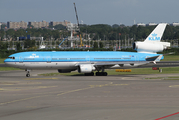 KLM - Royal Dutch Airlines McDonnell Douglas MD-11 (PH-KCI) at  Amsterdam - Schiphol, Netherlands