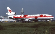 Martinair Cargo McDonnell Douglas MD-11F (PH-MCU) at  Amsterdam - Schiphol, Netherlands