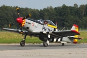 (Private) Titan T-51 Mustang (PH-THI) at  Lubeck-Blankensee, Germany