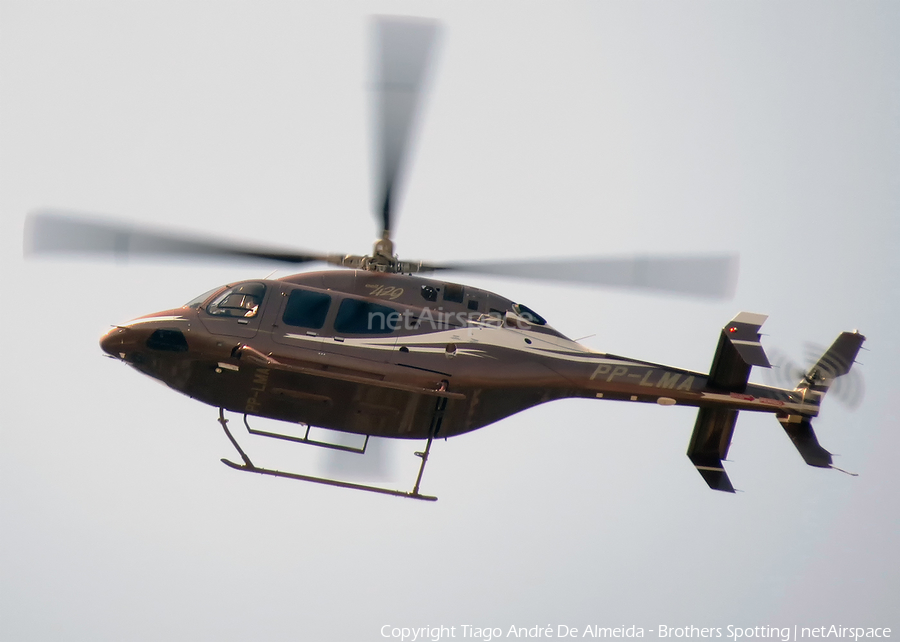 (Private) Bell 429 GlobalRanger (PP-LMA) | Photo 404445