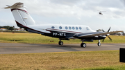 (Private) Beech King Air B200GT (PP-NTX) at  Curitiba - Bacacheri, Brazil