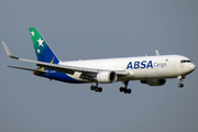 ABSA Cargo Boeing 767-316F(ER) (PR-ABD) at  Sao Paulo - Guarulhos - Andre Franco Montoro (Cumbica), Brazil