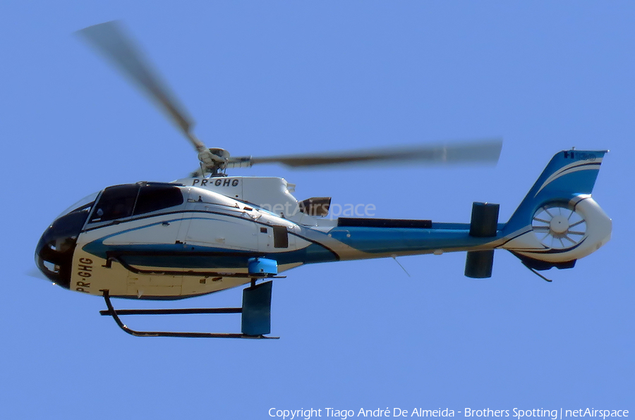 (Private) Eurocopter EC130 B4 (PR-GHG) | Photo 354693