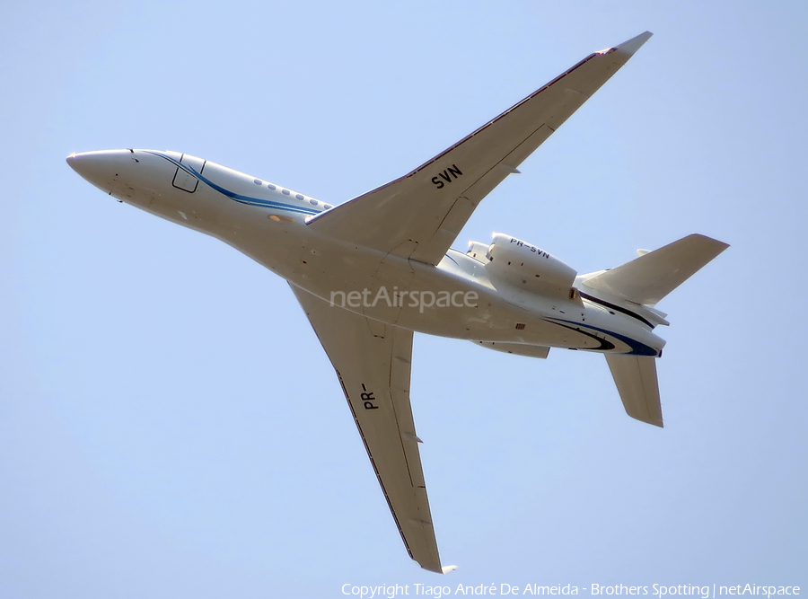 (Private) Dassault Falcon 7X (PR-SVN) | Photo 409975