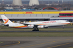 Surinam Airways Airbus A340-313 (PZ-TCR) at  Brussels - International, Belgium