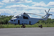 2nd Arkhangelsk United Aviation Division Mil Mi-26T (RA-06030) at  Vaskovo, Russia