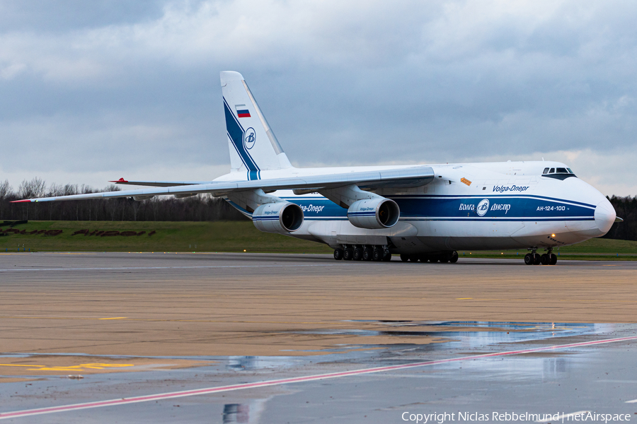 Volga-Dnepr Airlines Antonov An-124-100 Ruslan (RA-82043) | Photo 363117