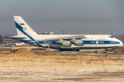 Volga-Dnepr Airlines Antonov An-124-100 Ruslan (RA-82077) at  Khabarovsk Novy International, Russia