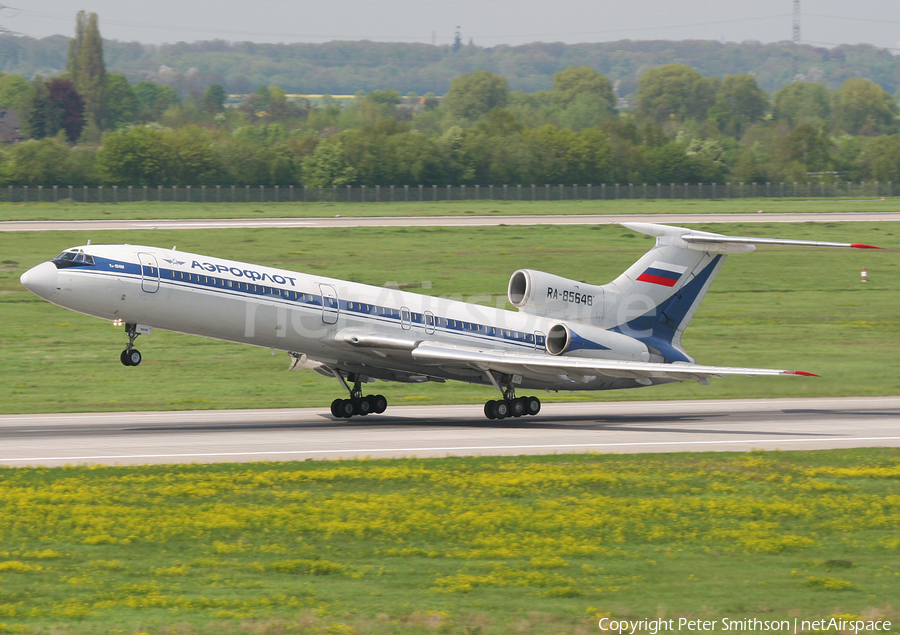 Aeroflot - Russian Airlines Tupolev Tu-154M (RA-85648) | Photo 223286