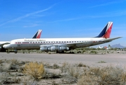 Philippine Airlines Douglas DC-8-51 (RP-C831) at  Marana - Pinal Air Park, United States