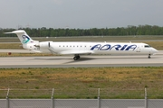 Adria Airways Bombardier CRJ-900ER (S5-AFB) at  Frankfurt am Main, Germany