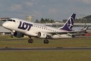 LOT Polish Airlines Embraer ERJ-170STD (ERJ-170-100) (SP-LDD) at  Hamburg - Fuhlsbuettel (Helmut Schmidt), Germany