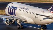 LOT Polish Airlines Embraer ERJ-175LR (ERJ-170-200LR) (SP-LIC) at  Dusseldorf - International, Germany