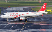 Air Arabia Egypt Airbus A320-214 (SU-AAD) at  Dusseldorf - International, Germany