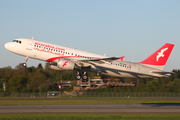 Air Arabia Egypt Airbus A320-214 (SU-AAD) at  Hamburg - Fuhlsbuettel (Helmut Schmidt), Germany