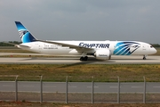 EgyptAir Boeing 787-9 Dreamliner (SU-GER) at  Frankfurt am Main, Germany