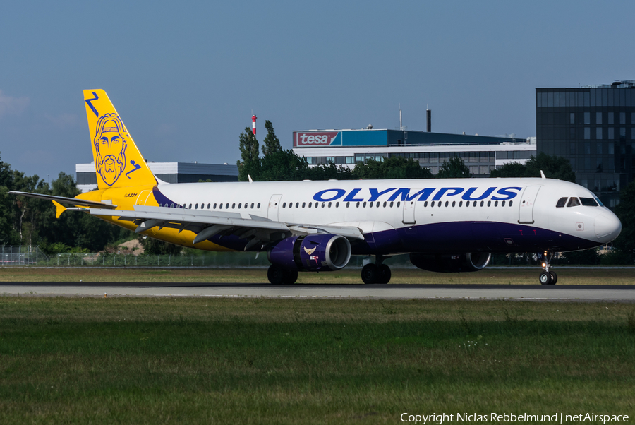Olympus Airways Airbus A321-231 (SX-ABY) | Photo 255920