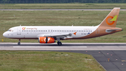 orange2fly Airbus A320-232 (SX-ORG) at  Dusseldorf - International, Germany