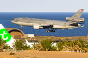 Royal Netherlands Air Force McDonnell Douglas KDC-10-30CF (T-235) at  Gran Canaria, Spain