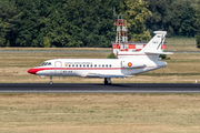Spanish Air Force Dassault Falcon 900B (T.18-5) at  Berlin - Tegel, Germany