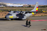 Spanish Air Force CASA CN-235-100M (T.19B-14) at  Gran Canaria, Spain